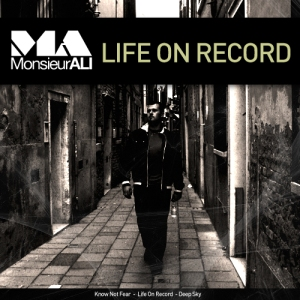 Live On Record Cover
